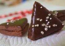 Čokoládové trojhránky