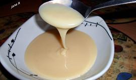 Domácí slazené mléko-SALKO
