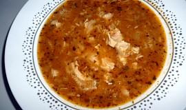 Dršťková polévka z papiňáku