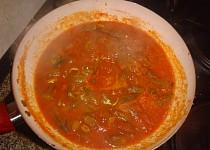 Indická kuchyně - Okra masala curry
