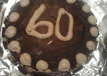 Narozeninový dort od peti 777