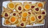 Ovocné listové mašličky