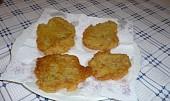 Ovesné bramborové placky
