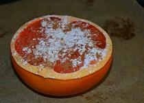 Pečený grapefruit
