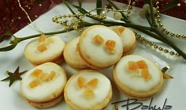 Pomerančové dortíčky