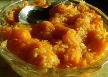 Salát z mrkve, jablek a citronu