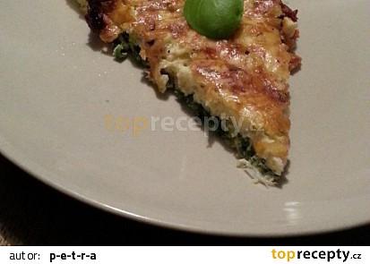 Vaječná omeleta z trouby