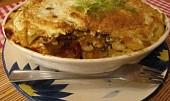 Zapečené těstoviny s fenyklem