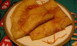 Crepe Suzettes