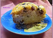 Bábovka podobná chuti Panettone - Italská vánoční bábovka