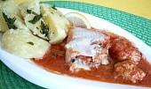 Plněné rybí filety