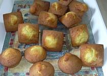 Pomerančové muffinky