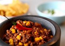 Pravé chilli con carne