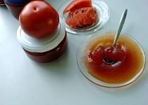 Rajčatová marmeláda s melounem