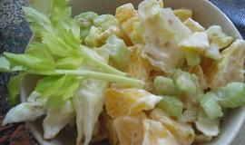 Sladko-slaný salát k obědu