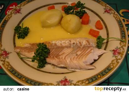 Štika na másle z Nantes