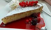 Tvarohovo-jablečný koláč