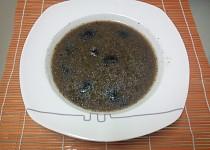 Polévka z červených fazolí