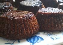 Čokoládové soufflé