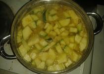 Cuketová polévka :)
