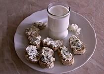 Domácí kefírový sýr