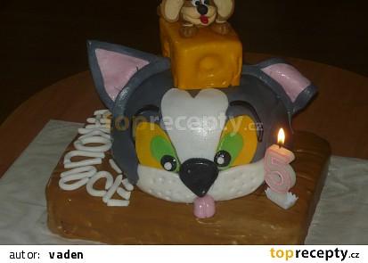 Dort pro dceru k 5tým narozeninám