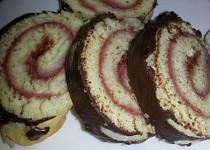 Jednoducho - rychlá a chutná roláda s marmeládou