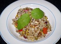 Kroupoto aneb rizoto z krup - vegan