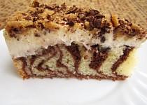 Lehký dortík