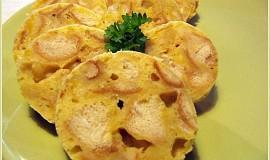 Mléčné houskové knedlíky (ve folii)