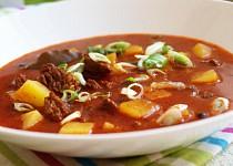 Moje gulášová polévka