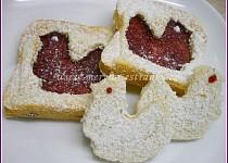 Sladké sendviče - mix
