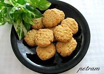 Sušenky Anzac (Anzac cookies) bez lepku, mléka a vajec