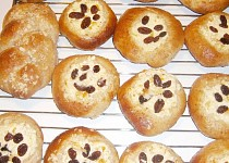 Tvarohové koláče s celozrnnou moukou