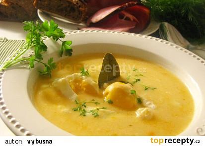Velikonoční uzená polévka
