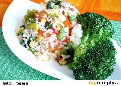 Zeleninové rizoto