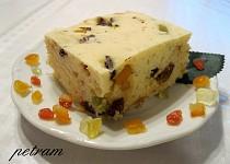Biskupský chlebíček bez lepku, mléka a vajec