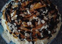 Bleskový nadýchaný dort s ovocem