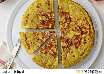 Bramborová tortilla (Španělsko)