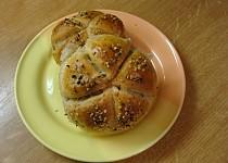 Kaiserky s chlebovou směsí