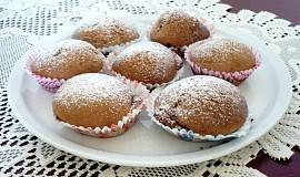 Muffiny perníkové