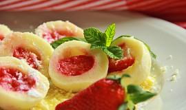 Nejjednodušší tvarohové těsto na ovocné knedlíky (bez vejce)