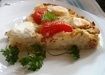 Pastýřův bramborový koláč s bylinkami a kozím sýrem