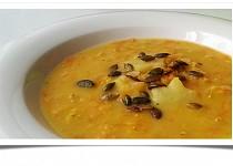 Polévka z červené čočky (Mishka)