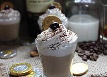 Pudink irská káva
