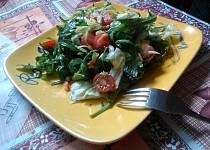 Rukolový salátek