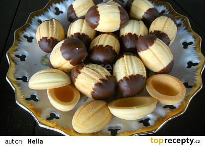 Ruské ořechy II. - recept z návodu