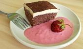 Rychlořezy s jogurtovopudinkovým krémem