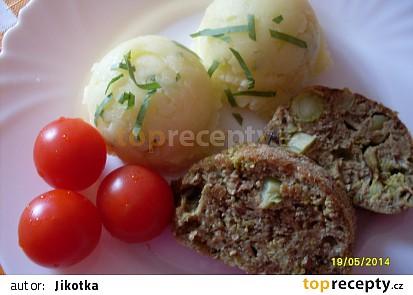 Sekaná s brokolicí a houbami