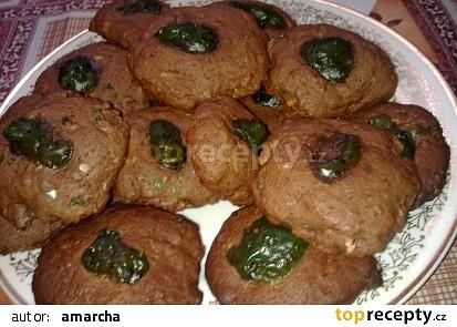 Sušenky s mátou